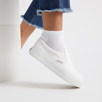 Women's 2730 Slip-On Sneakers in White