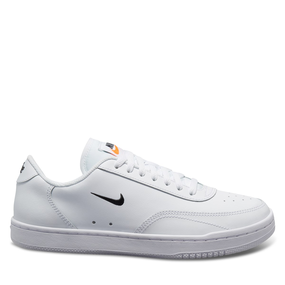 Women's Court Vintage Sneakers in White