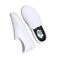 Baskets Classic ComfyCush Slip-Ons blanches