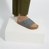 Sandales Zürich grises pour hommes