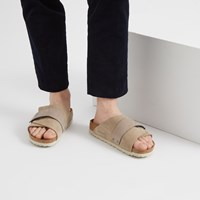 Sandales Kyoto taupe pour hommes