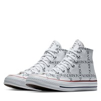 Women's Chuck 70 Hi JW Anderson Sneakers in White
