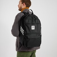 National Superstar Backpack in Black