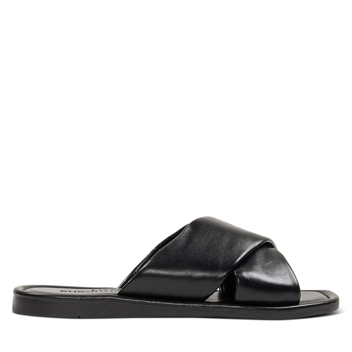 Women's Maya Slip-On Sandals in Black