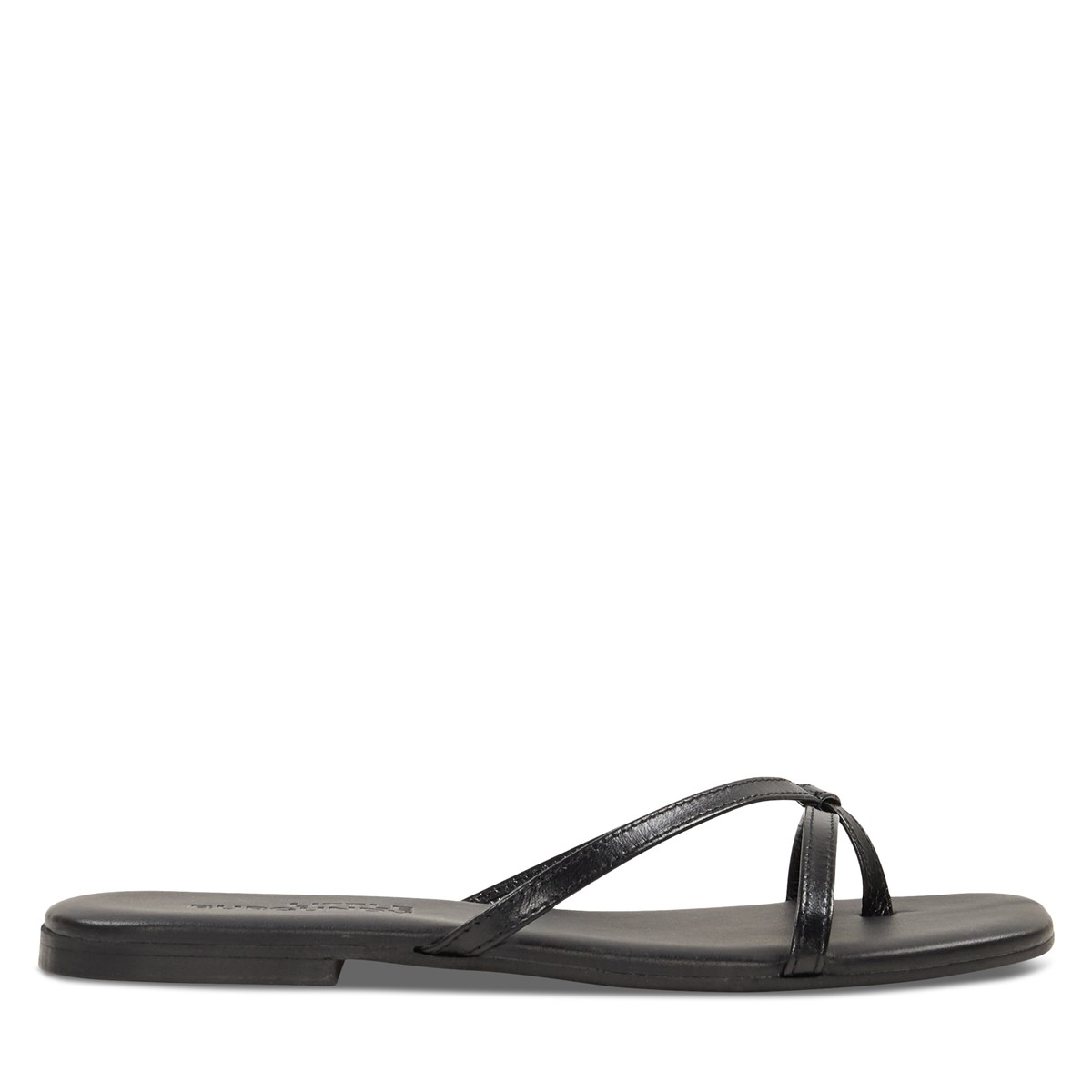 Women's Stella Slip-On Sandals in Black