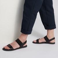 Sandales Annie noires pour femmes