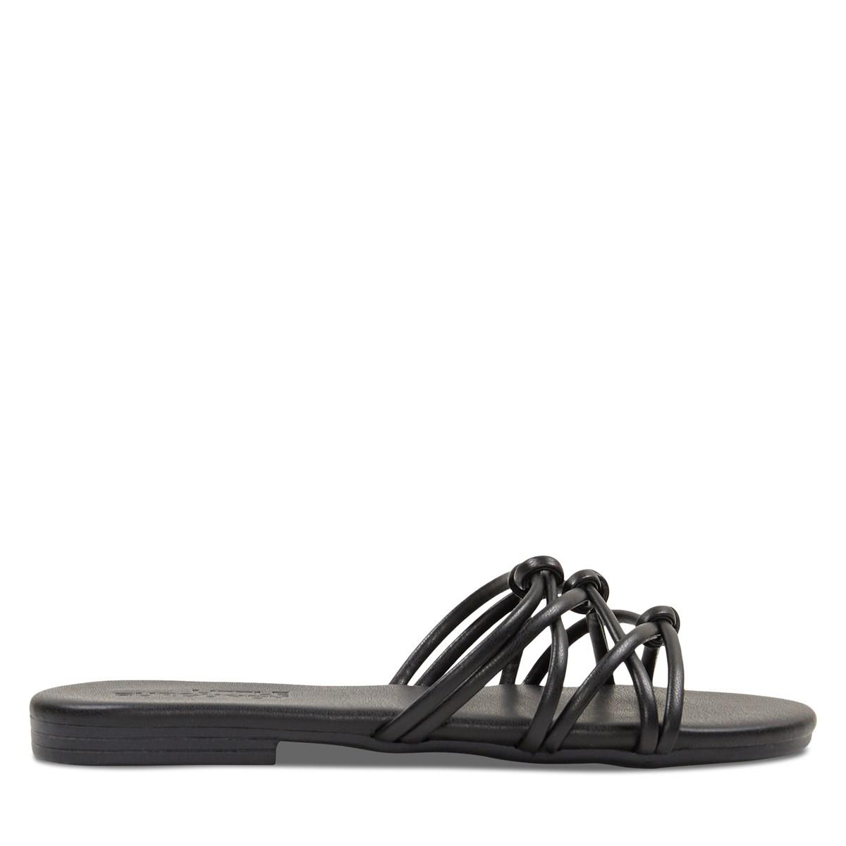 Sandales Kim noires pour femmes
