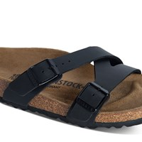 Women's Yao Sandals in Black