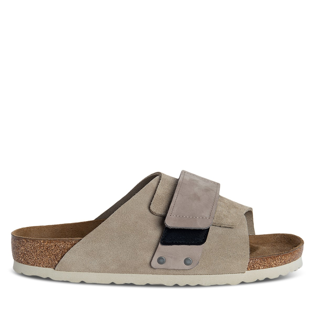Women's Kyoto Suede Sandals in Beige