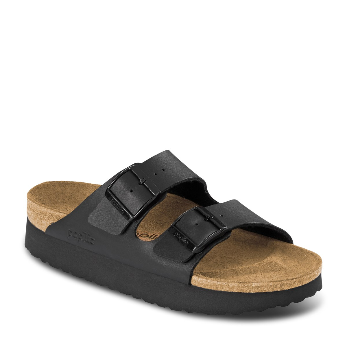 Women's Papillio Arizona Platform Sandals in Black