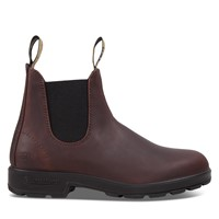 150 Limited Edition Chelsea Boots in Dark Red