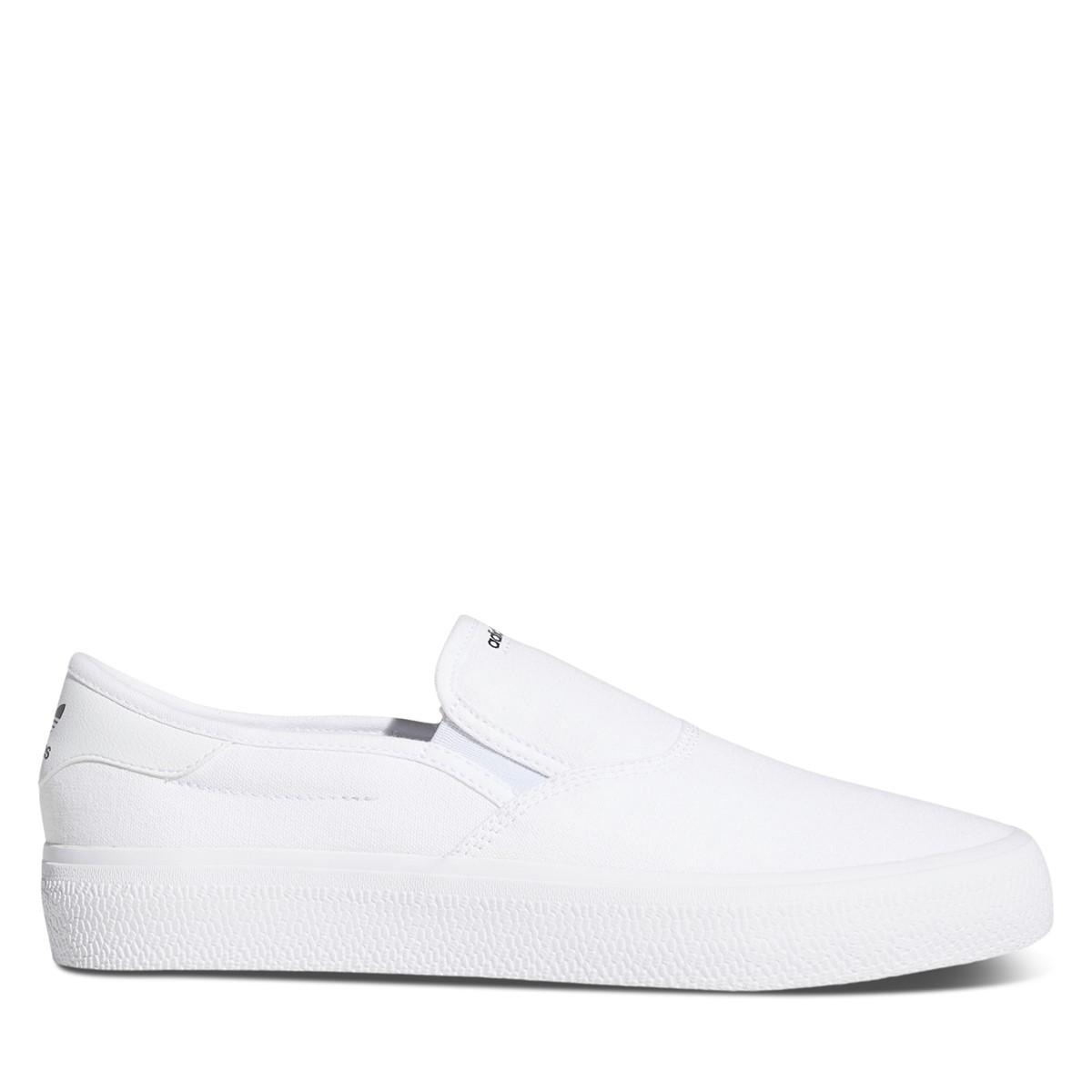 Men's 3MC Slip-Ons in White
