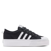 Women's Nizza Platform Sneakers in Black