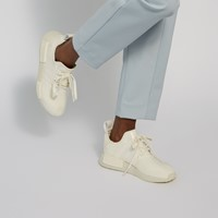 Women's NMD_R1 Sneakers in White