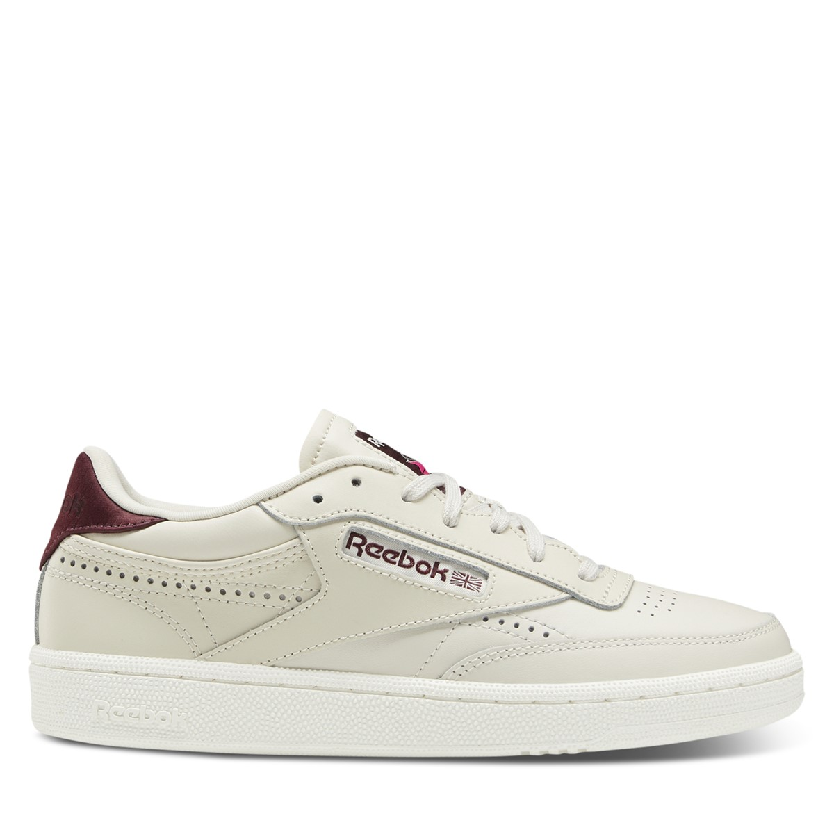 Women's Club C 85 Sneakers in Off-White