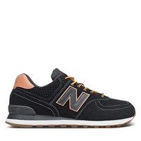 Men's 574 Sneakers in Black