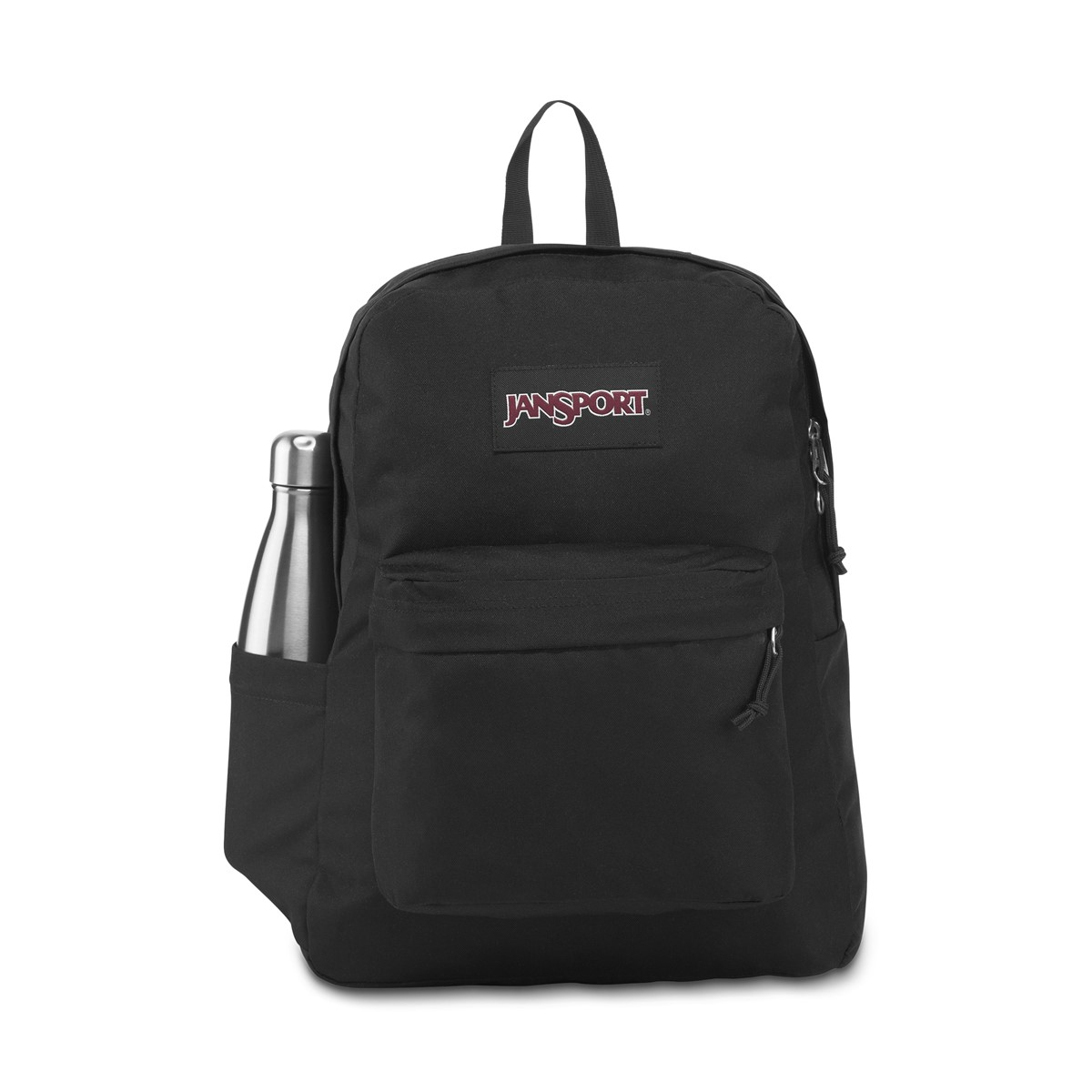 Superbreak Plus Backpack in Black