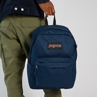 Superbreak Plus Backpack in Navy Blue