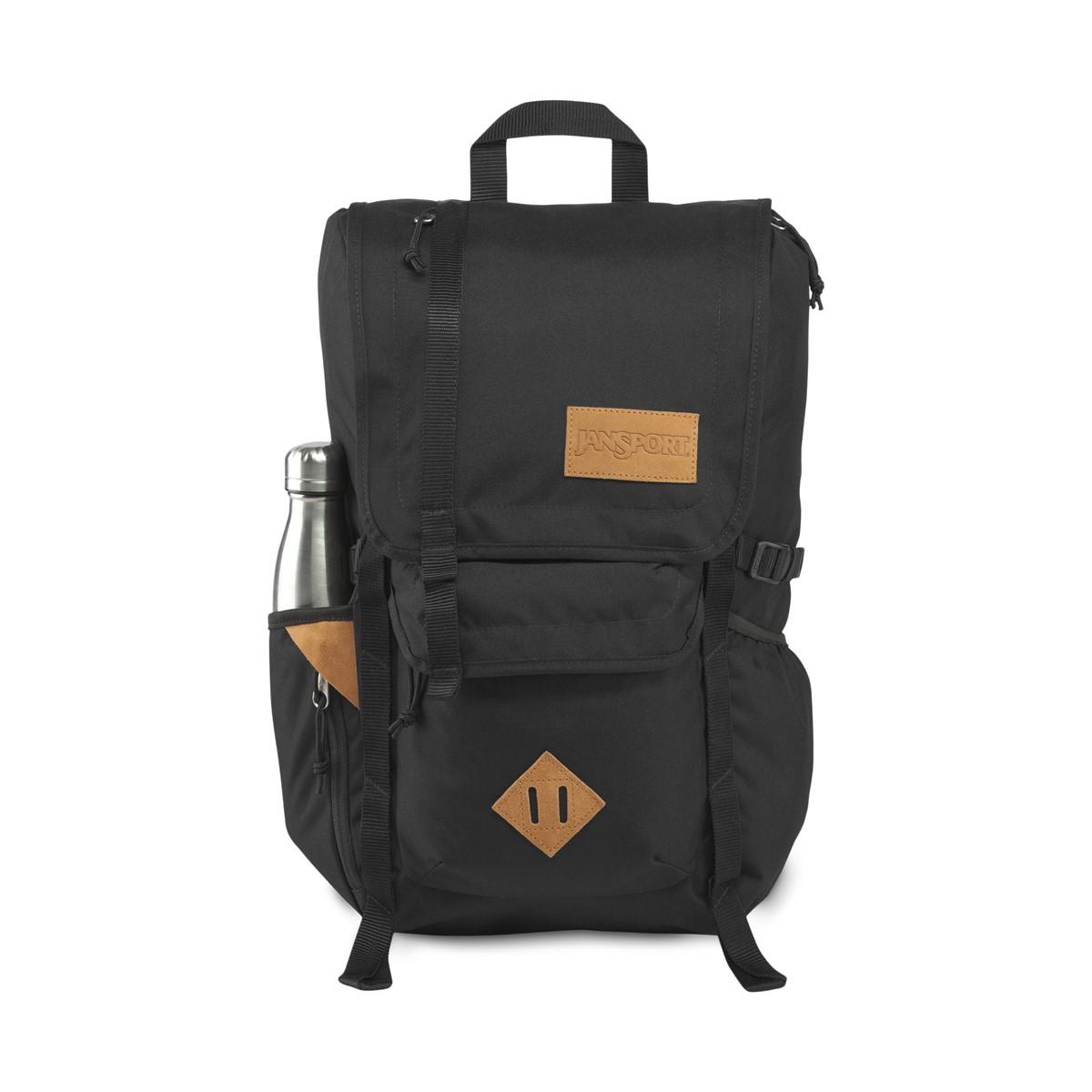 Hatchet Backpack in Black