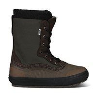 Men's Standard Zip Boots in Brown