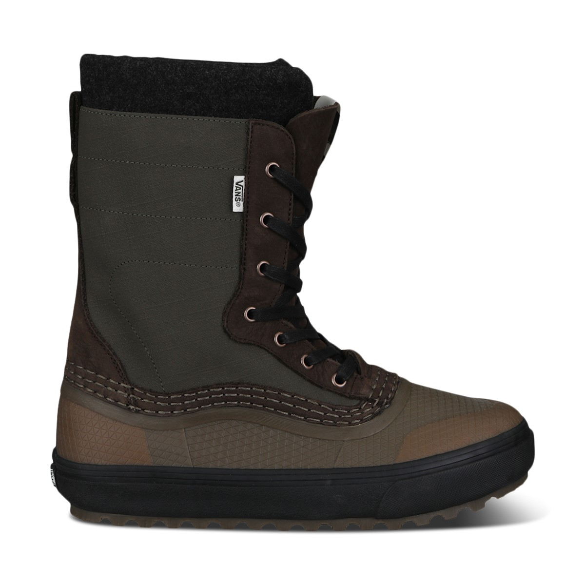 Men's Standard Zip MTE Boots in Brown