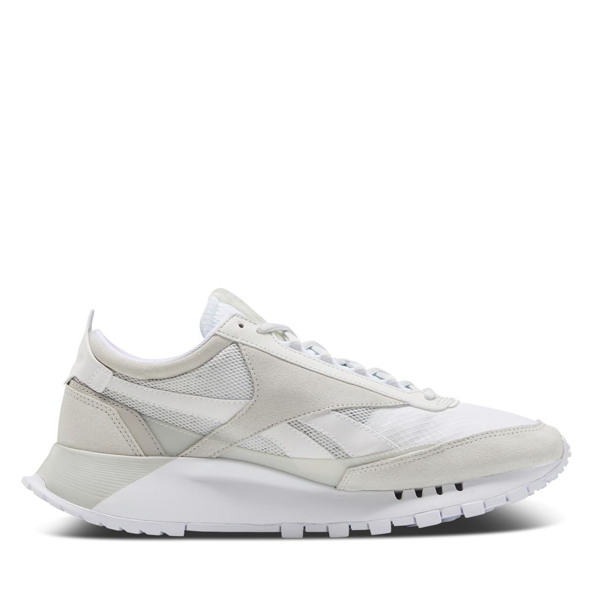 Men's Classic Legacy Sneakers in White