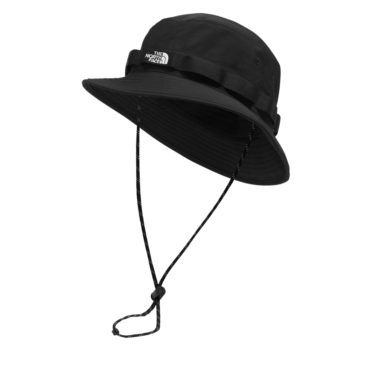 Class V Brimmer Bucket Hat in Black