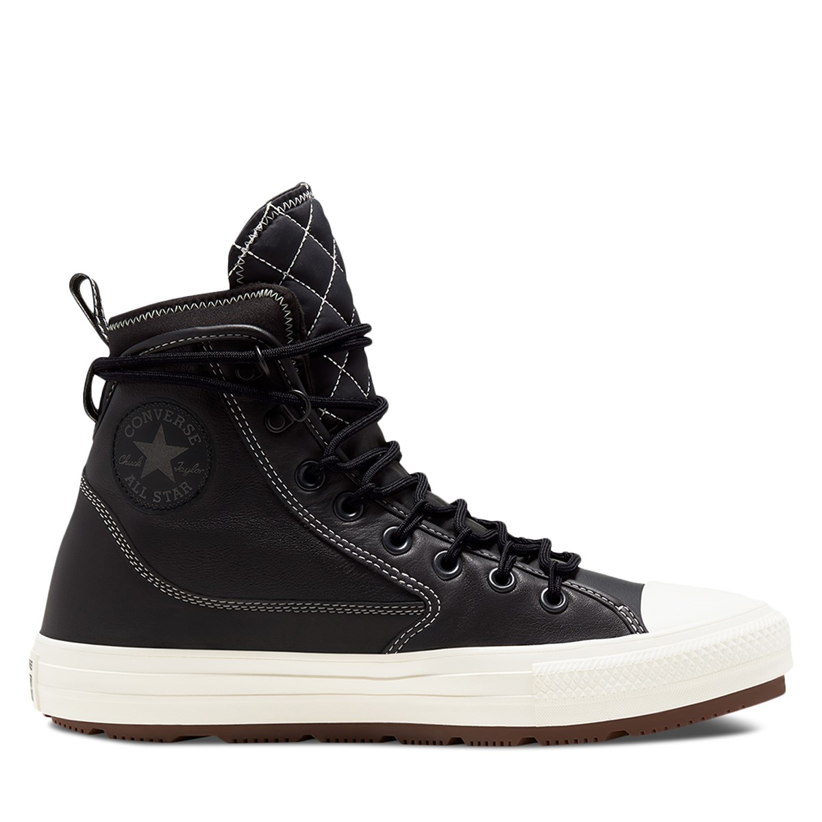 Men's Utility All Terrain Chuck Taylor All Star Boots in Black/White