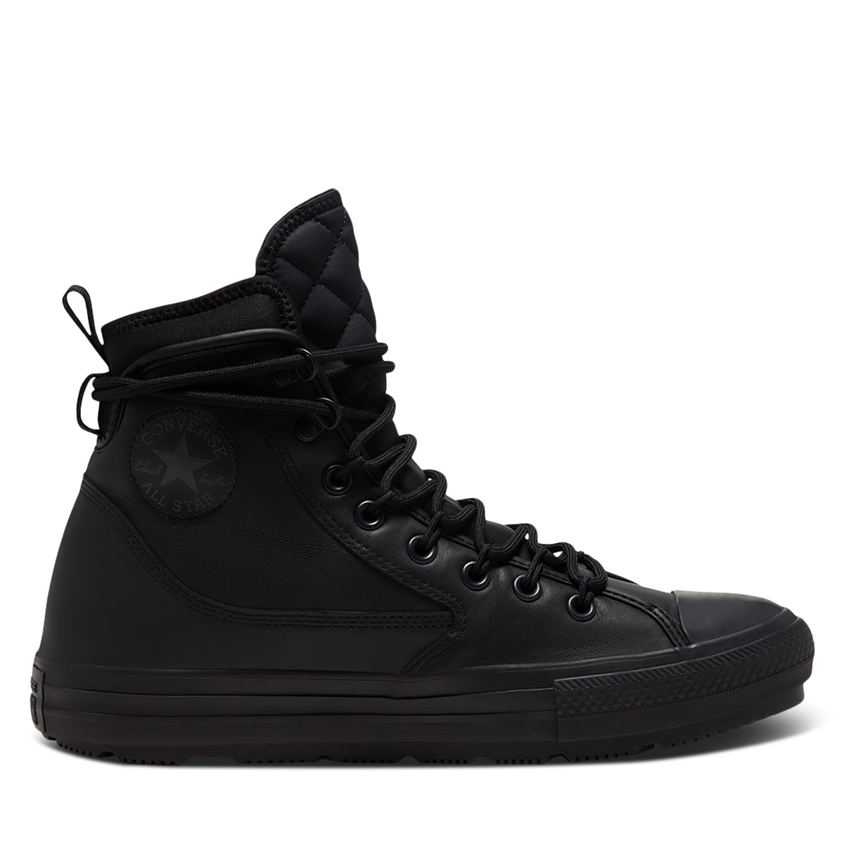 Men's Utility All Terrain Chuck Taylor All Star Boots in Black