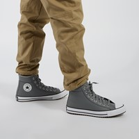Men's Utility Chuck Taylor All Star PC Hi Boots in Grey