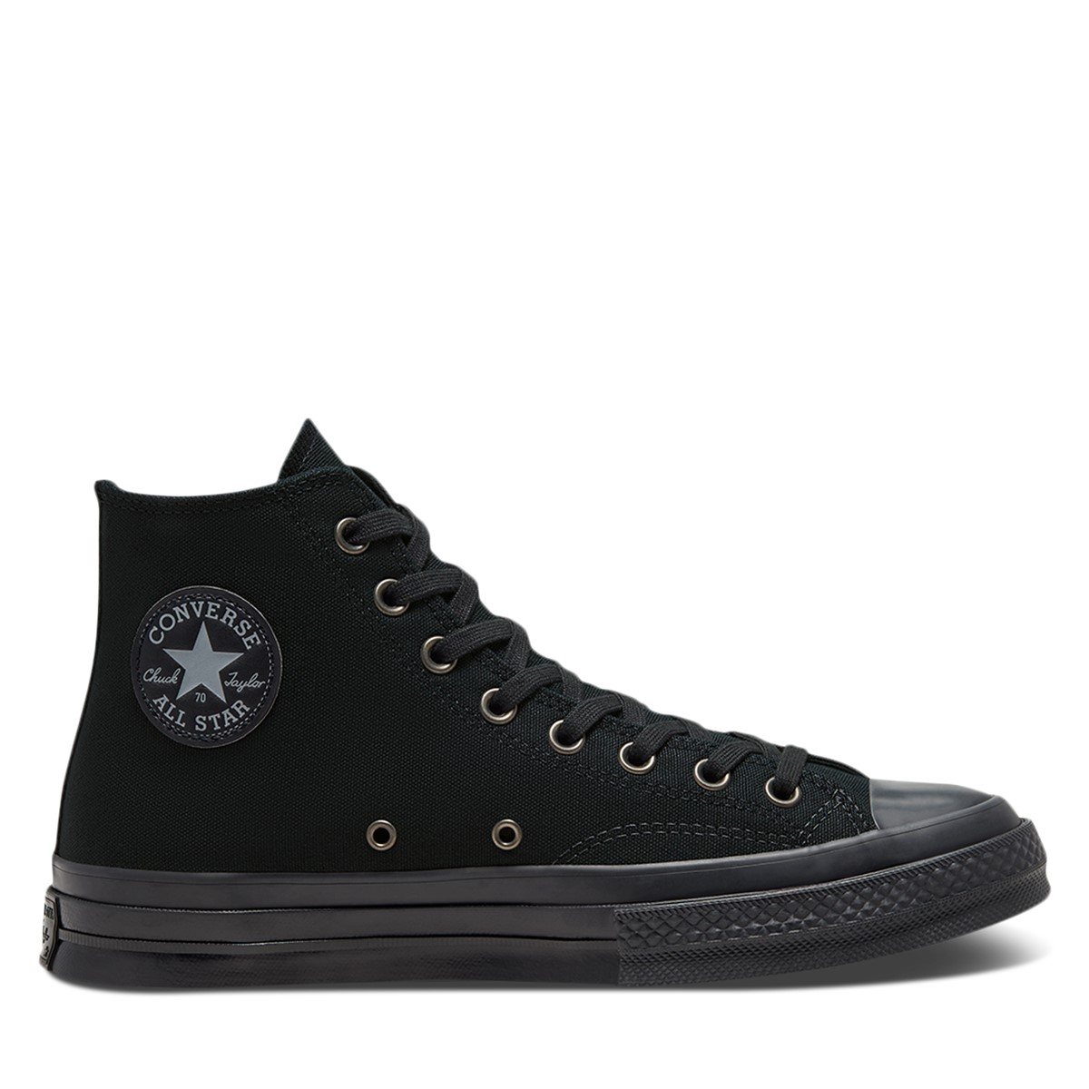 Chuck 70 Hi Sneakers in Black