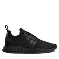 Women's NMD_R1 Sneakers in Black/Red