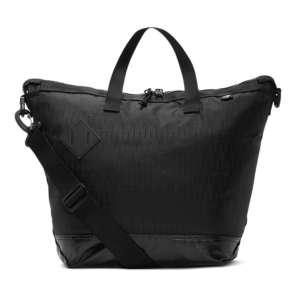 Street Tote Bag in Black