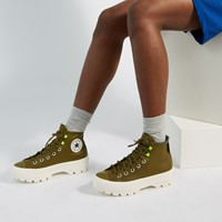 Women's Chuck Taylor All Star GORE-TEX Lugged Sneaker Boots in Khaki