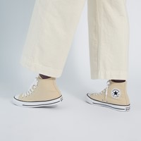 Women's Chuck Taylor Hi Sneakers in Beige