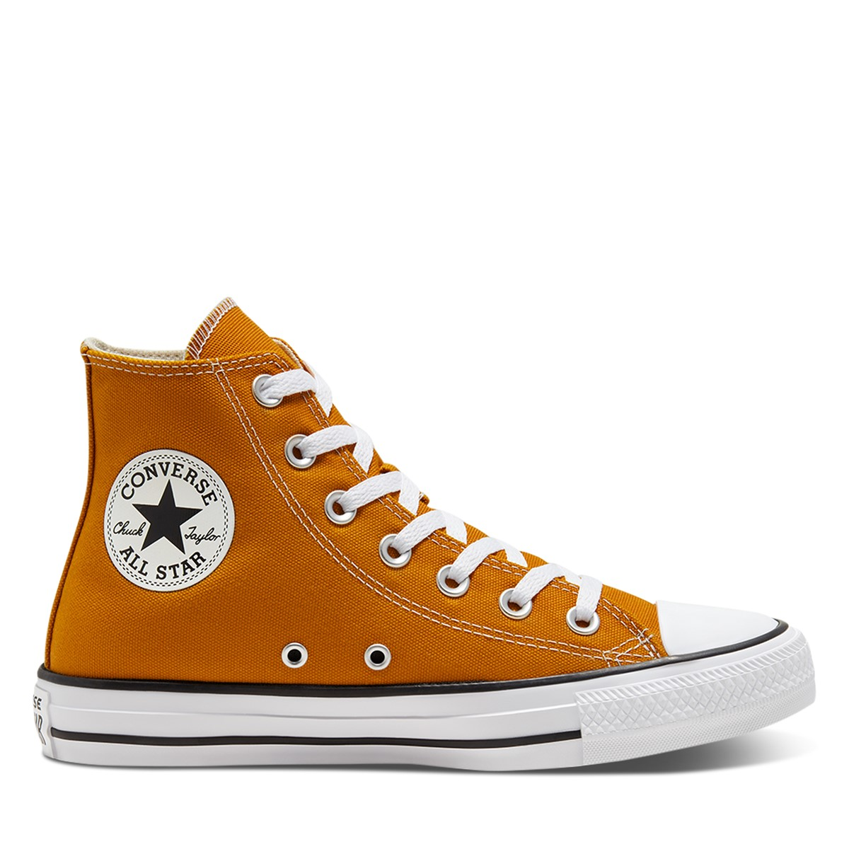 Women's Chuck Taylor Hi Sneakers in Orange