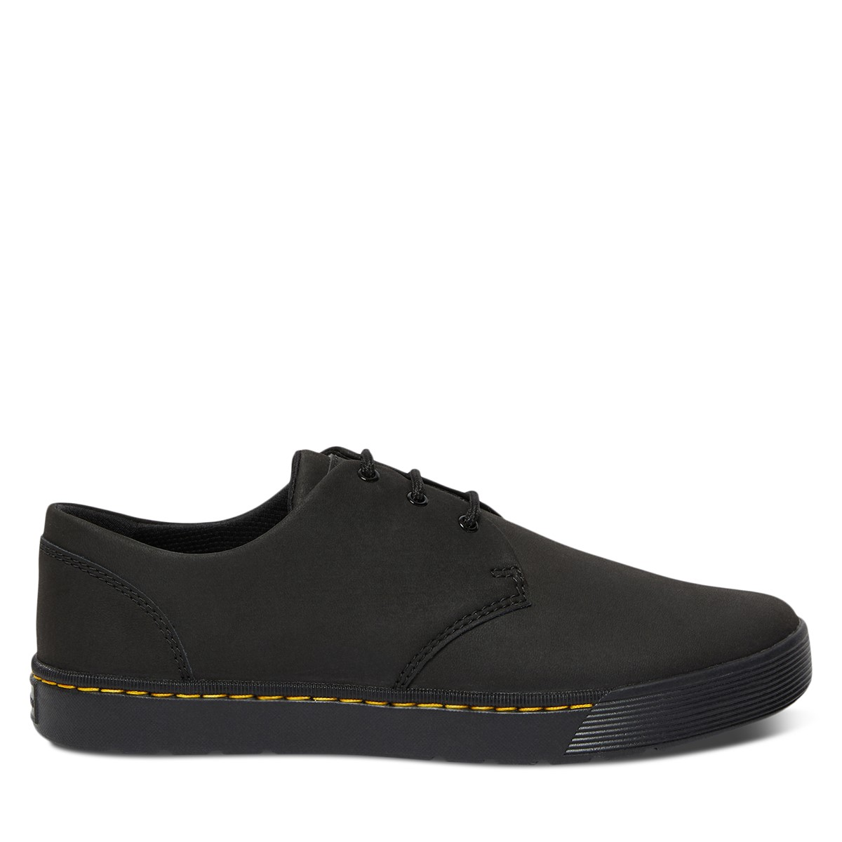 Men's Cairo Shoes in Black