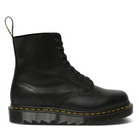 Men's 1460 Ziggy Boots in Black