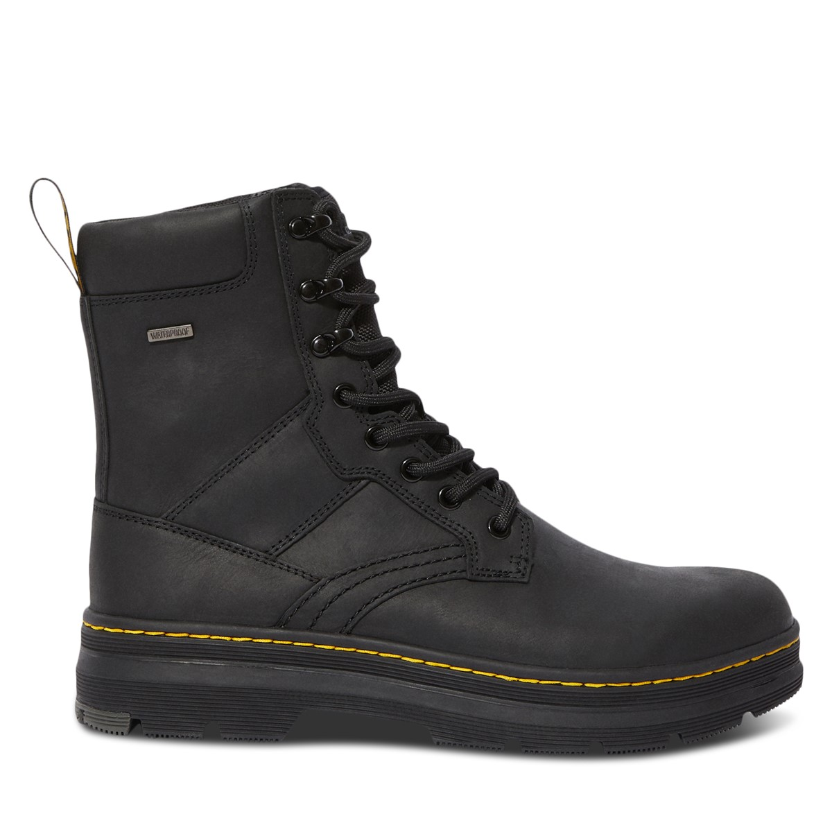 Men's Iowa Boots in Black