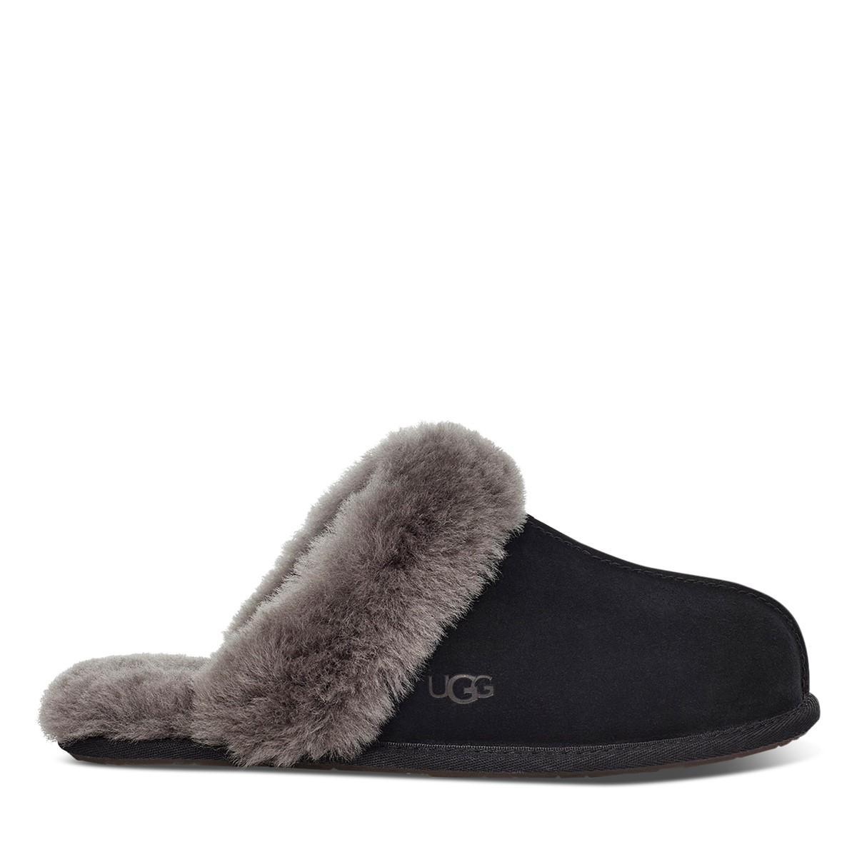Women's Scuffette II Slippers in Black