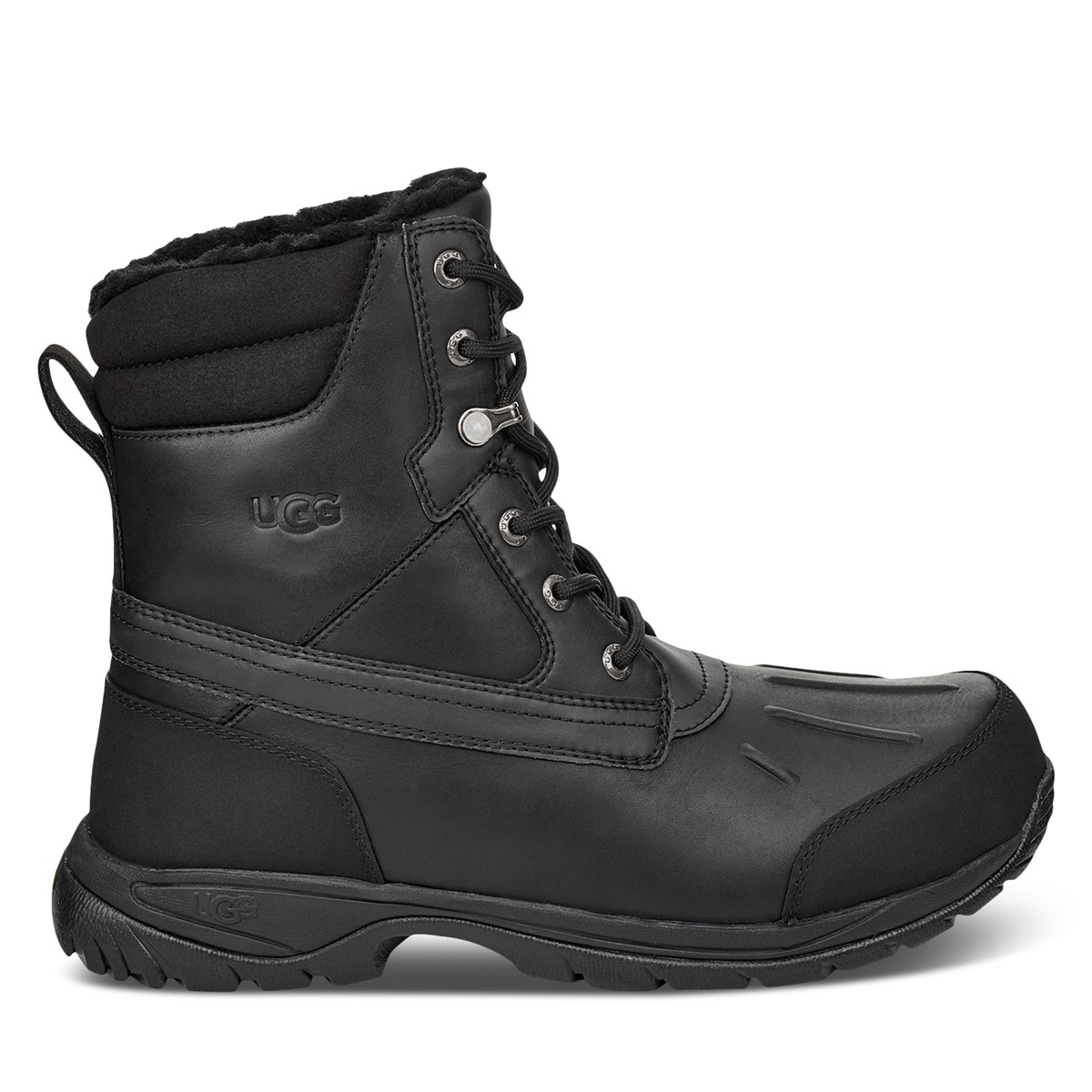 Men's Felton Boots in Black