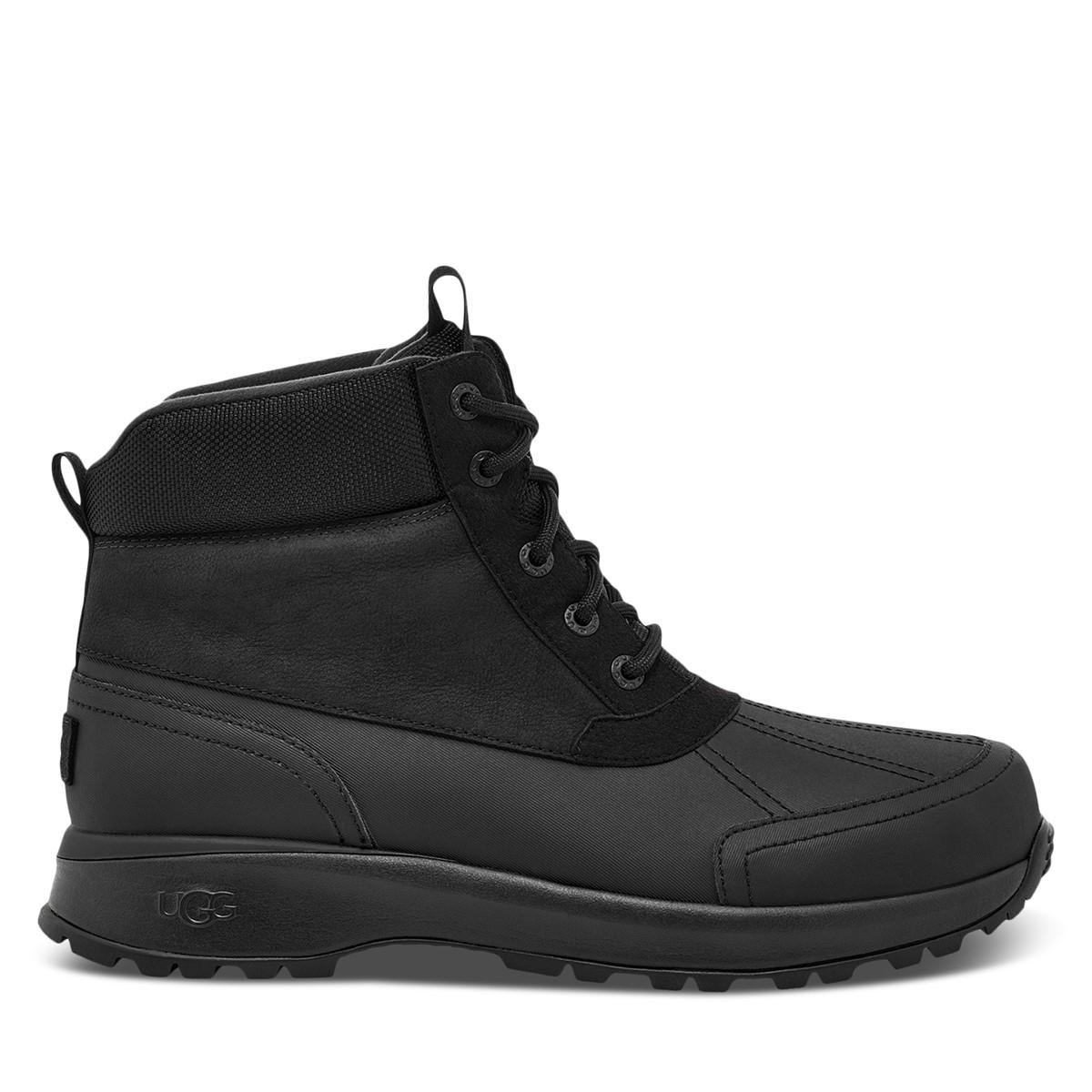 Men's Emmet Duck Boots in Black