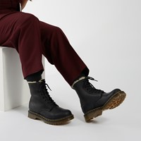 Women's 1460 Serena Boots in Black