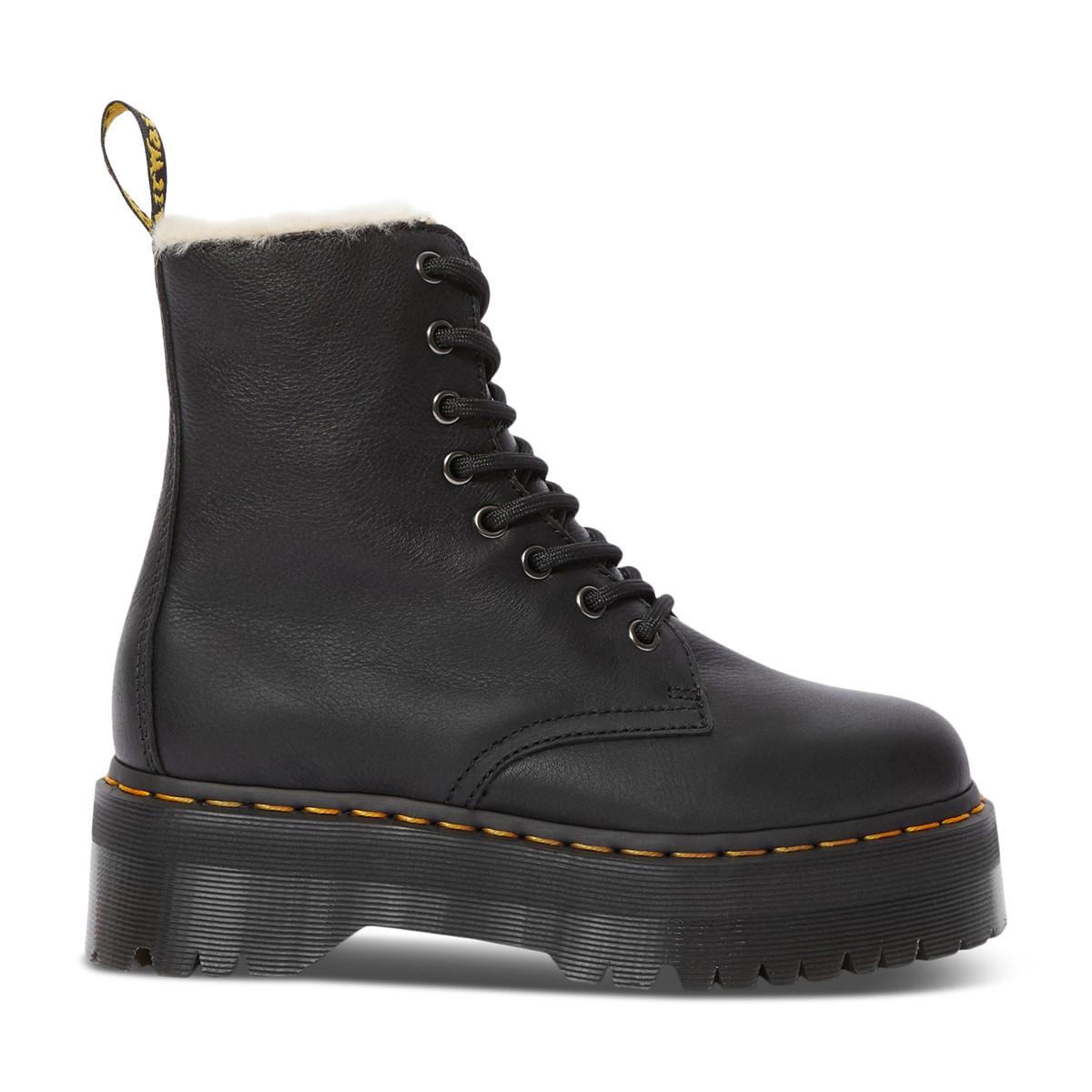 Women's Jadon Faux Fur lined Boots in Black