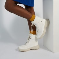 Women's Yose Boots in White