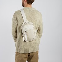 Nike Sportswear Essentials Crossbody Bag in Beige