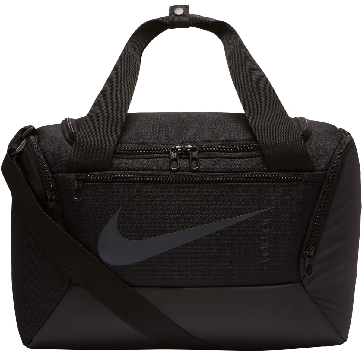 Brasilia 9.0 XS Duffle Bag in Black