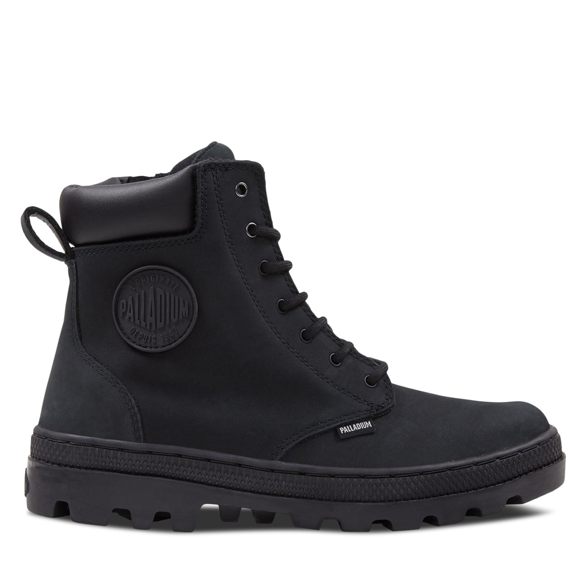 Women's Pallaboss SC Boots in Black