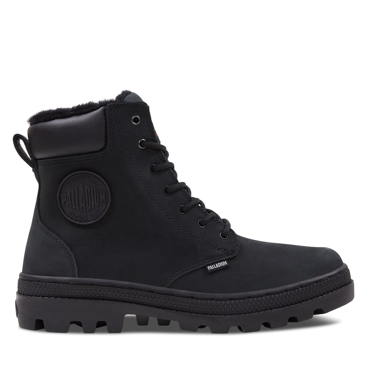 Women's Pallaboss Boots in Black