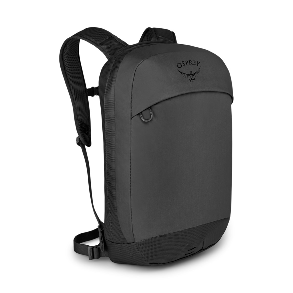 Transporter Panel Loader Backpack in Black